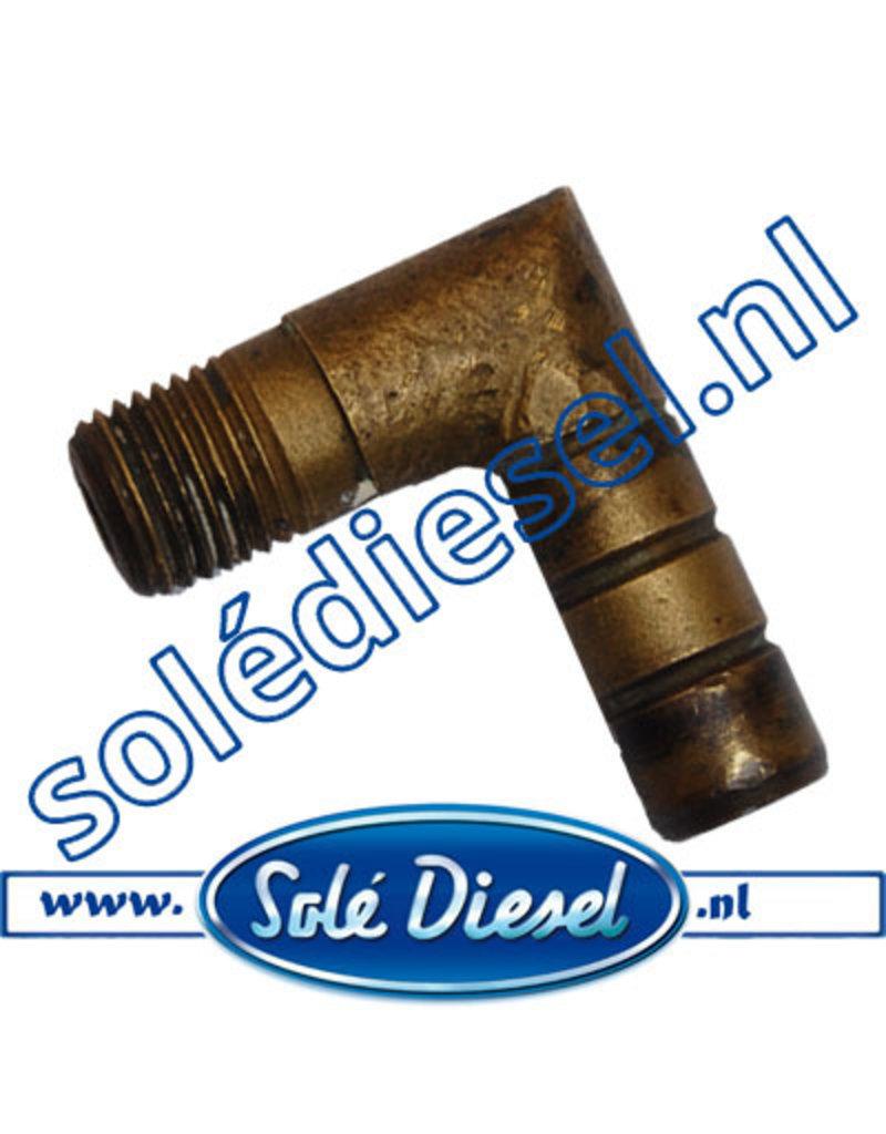 12111082 | Solédiesel onderdeel | Water Outlet Elbow