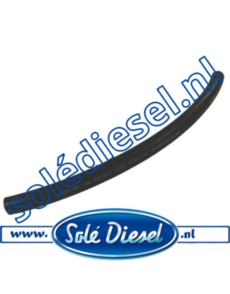 Ø8mm    parts number    Rubber fuel hose 20bar