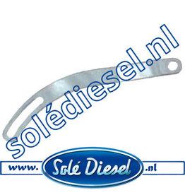 18027007 | Solédiesel | parts number |  Bracket Adjusting Alternator