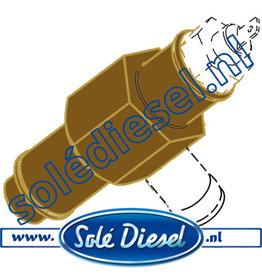 13511050   | Solédiesel | parts number | Boiler kit T-racord