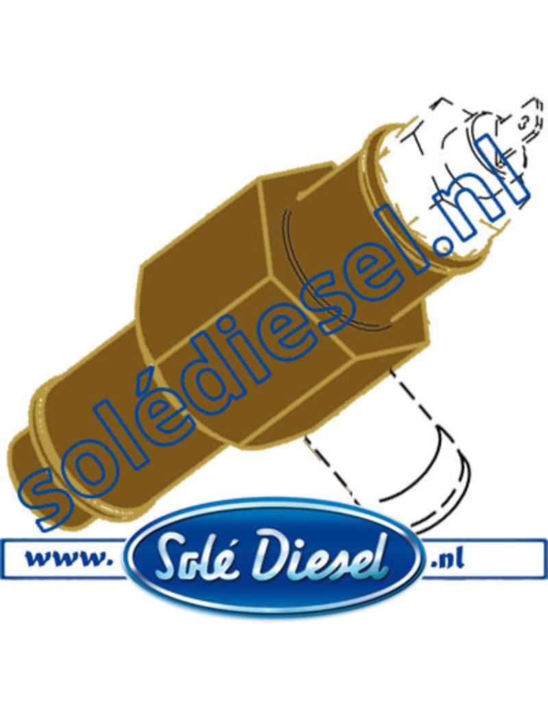 13511050 | Solédiesel onderdeel | Boiler kit T-stuk