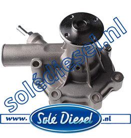 17021020 | Solédiesel | parts number | Water pump
