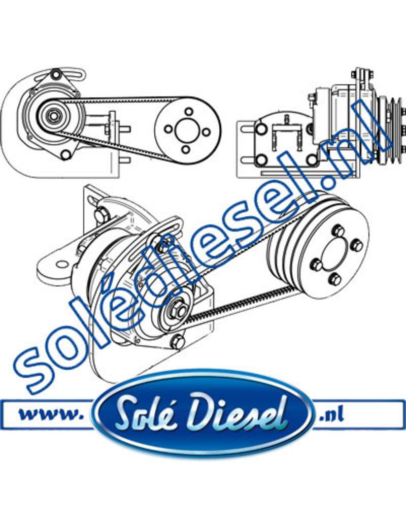 17417097| Solédiesel |Teilenummer |  Kit Zweite Lichtmachine Mini 74