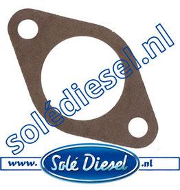13221034    Solédiesel   parts number   Gasket Inlet pipe