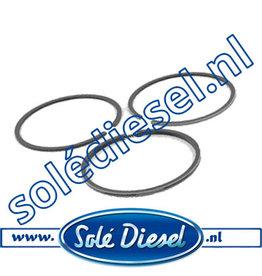 12222023 | Solédiesel onderdeel | Piston Ring Set Std