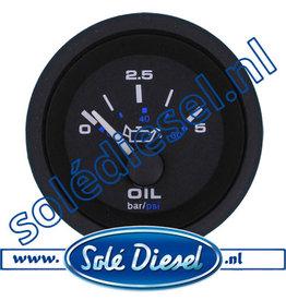 84260FE | onderdeel | Oliedrukmeter  Ø 52mm