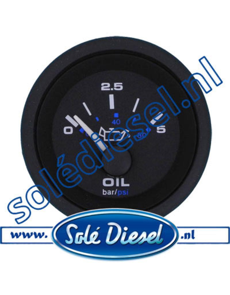 84260FE | Teilenummer | Öldruckanzeiger Ø 52mm