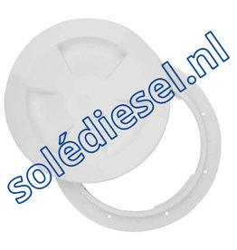004478/W |Teilenummer | Kunststoff Inspektionsluke, Ø170x130mm