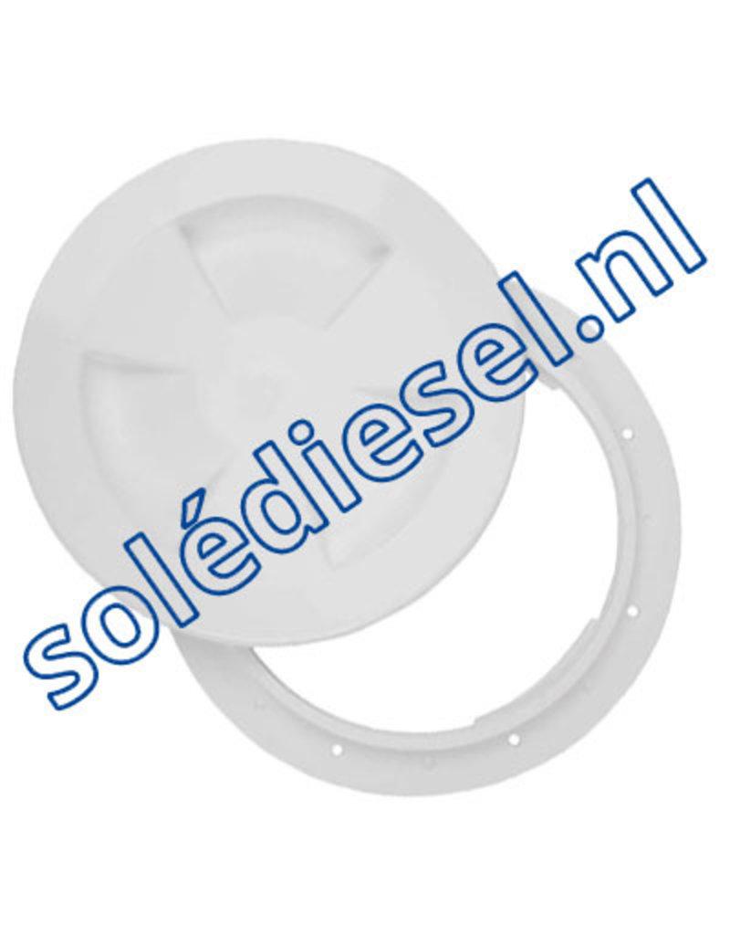 Plastic Inspection Hatch, Ø170x130mm