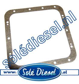 13820033    Solédiesel   parts number   Oil Pan Gasket