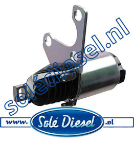 17425264| Solédiesel onderdeel | Stop Solenoid 12V