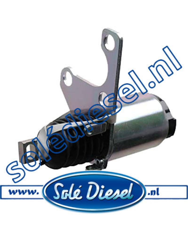 17425264  Solédiesel onderdeel   Stop Solenoid