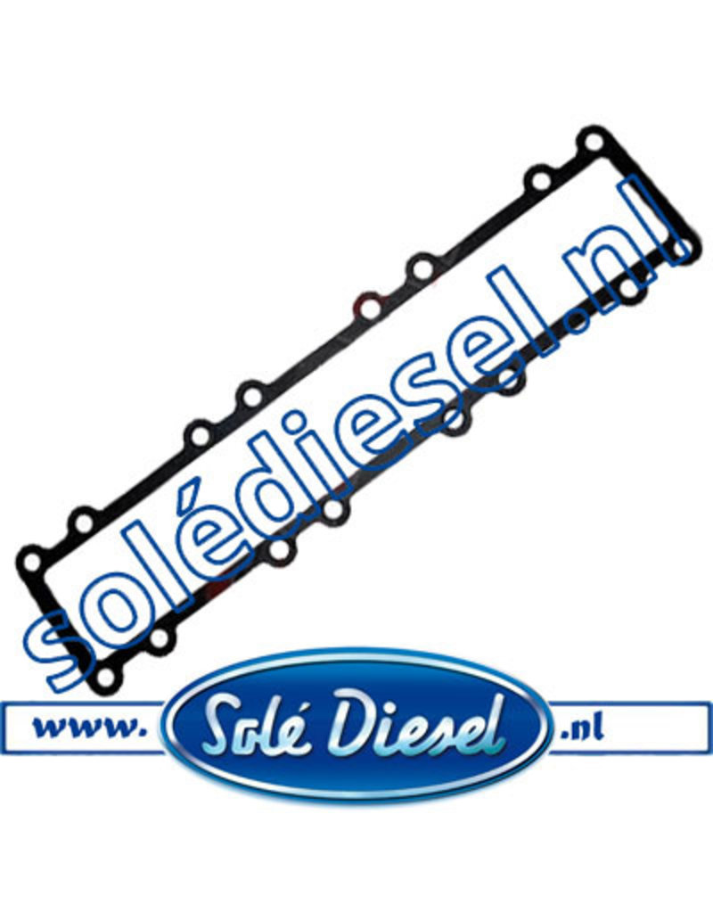 17421032 | Solédiesel onderdeel | Gasket Inlet Manifold