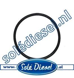 25210010   Solédiesel onderdeel   O-ring -