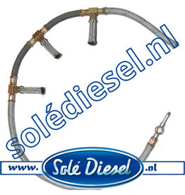17014019| Solédiesel | parts number | Pipe, Fuel Return
