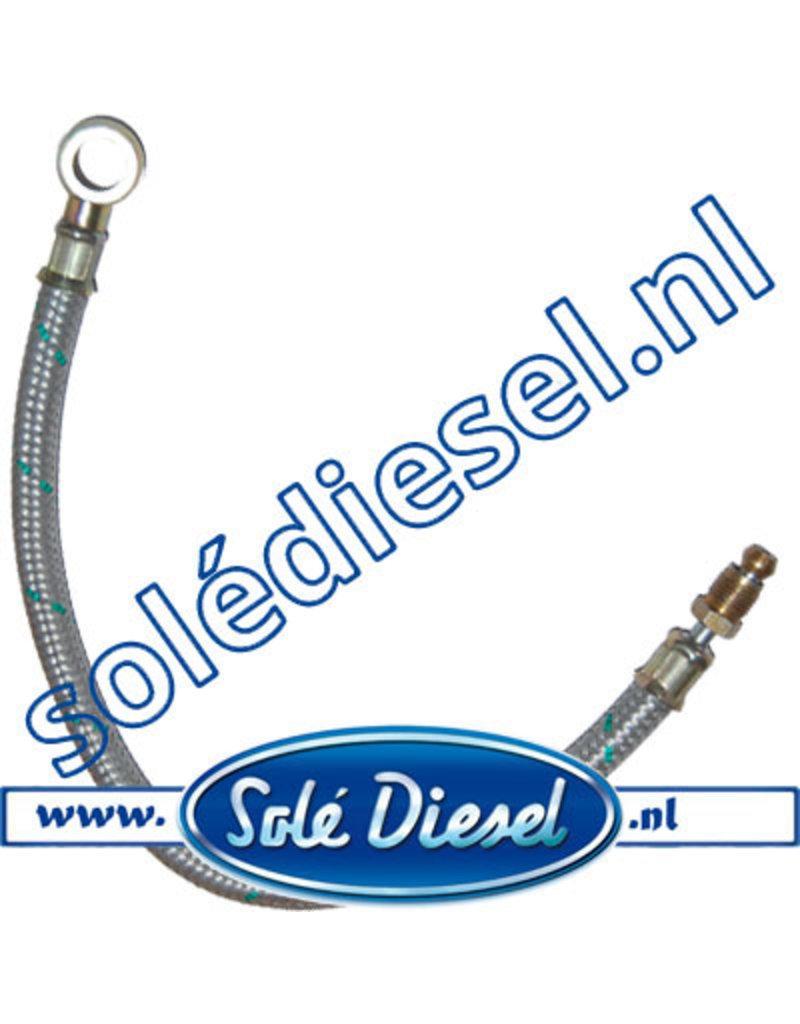 17014016 | Solédiesel onderdeel | Slang opvoerpomp naar brandstoffilter
