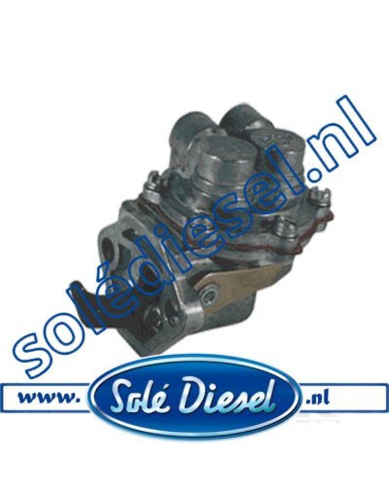 17314005   Solédiesel   parts number   Fuel feed pump
