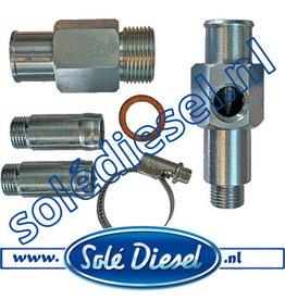 13811158 | Solédiesel onderdeel | Boiler kit