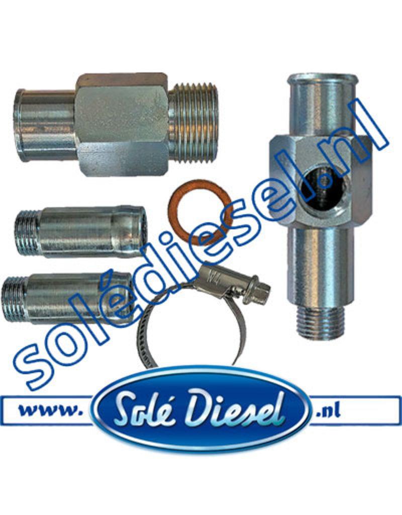 13811158| Solédiesel onderdeel | Boiler kit Mini 29 V6