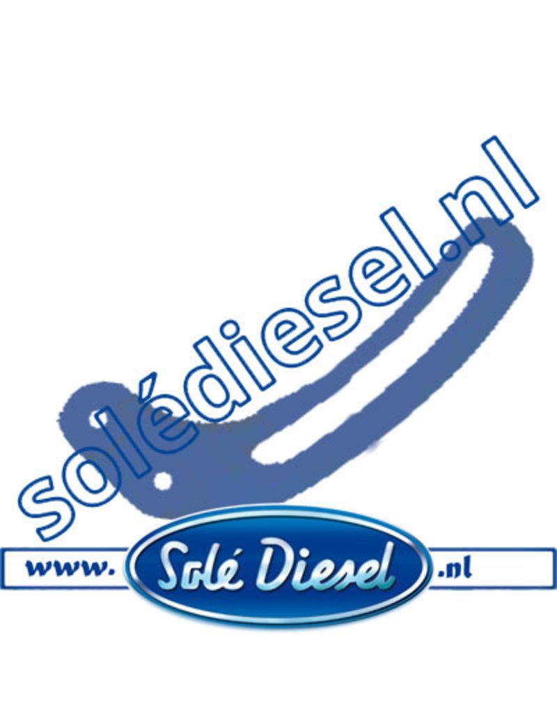 13827007 | Solédiesel | parts number |  Bracket Adjusting Alternator