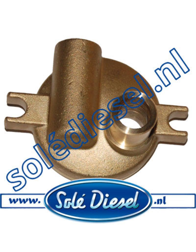 13811042 | Solédiesel | parts number | Cover water cooler  - Copy
