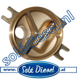 13811042  | Solédiesel onderdeel | Deksel waterkoeler voor anode