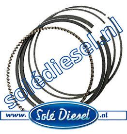 13822006  | Solédiesel |Teilenummer | Piston Ring Set Std