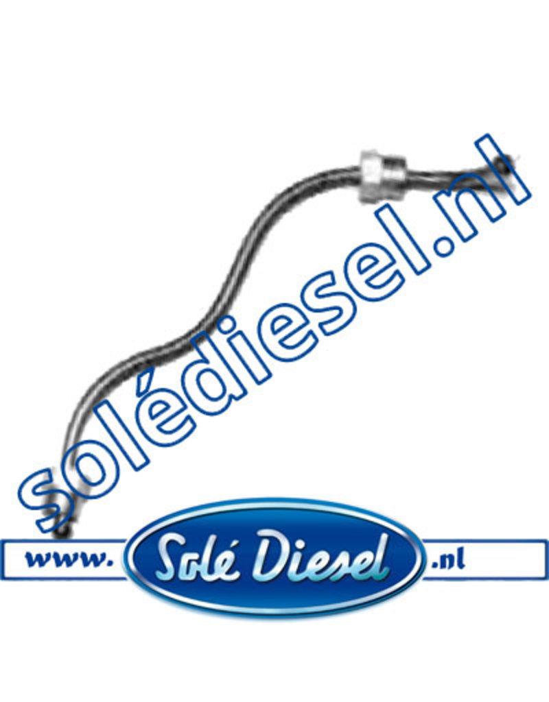 12124031 | Solédiesel onderdeel | Pipe injection