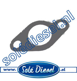 17021032 | Solédiesel parts number | Gasket Intake