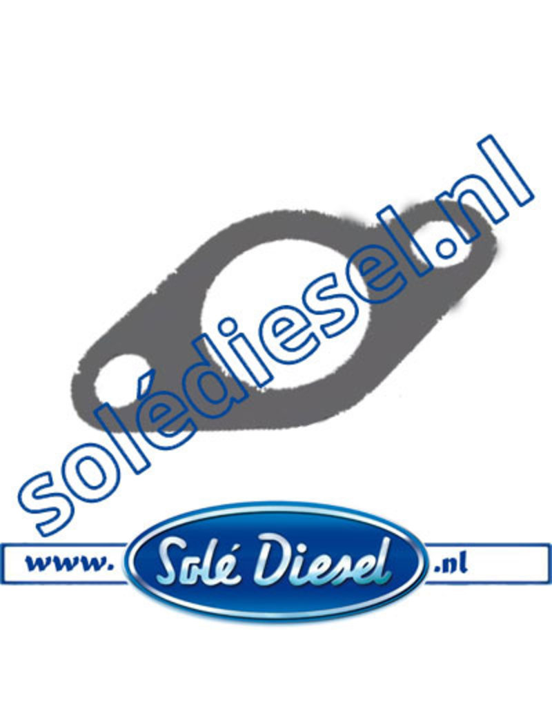 17021032| Solédiesel onderdeel | Gasket Intake