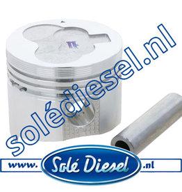 13822001.1  | Solédiesel | parts number | Piston & Pin STD