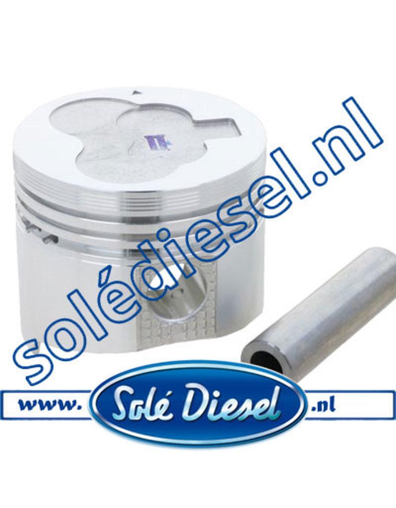 13822001.1  | Solédiesel |Teilenummer | Piston & Pin STD
