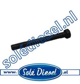 17421005 | Solédiesel onderdeel |  Bout