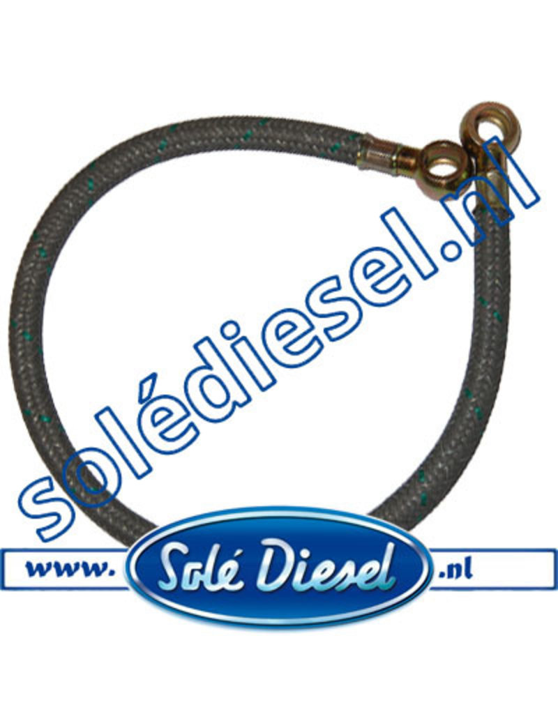 13414017 | Solédiesel onderdeel | Slang brandstoffilter - brandstofpomp