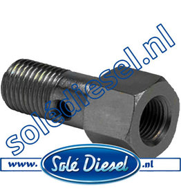 13825027 | Solédiesel onderdeel | Screw Hollow