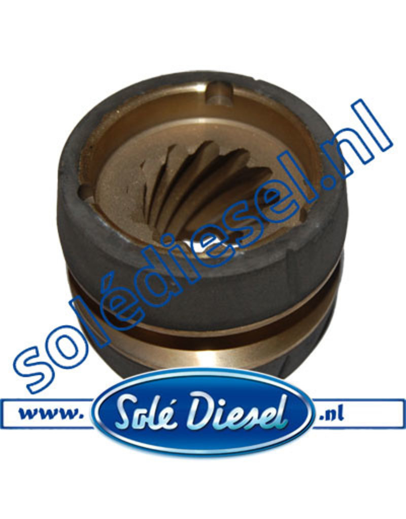 24860202  Solédiesel onderdeel   Clutch