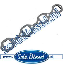 17321035 | Solédiesel onderdeel | Gasket Exhaust Manifold