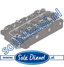 17621001  |  Solédiesel | parts number | Cylinder Head Assy, w/o valves
