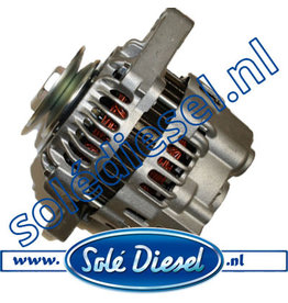 17227010  | Solédiesel | parts number |  Alternator 12V-50A