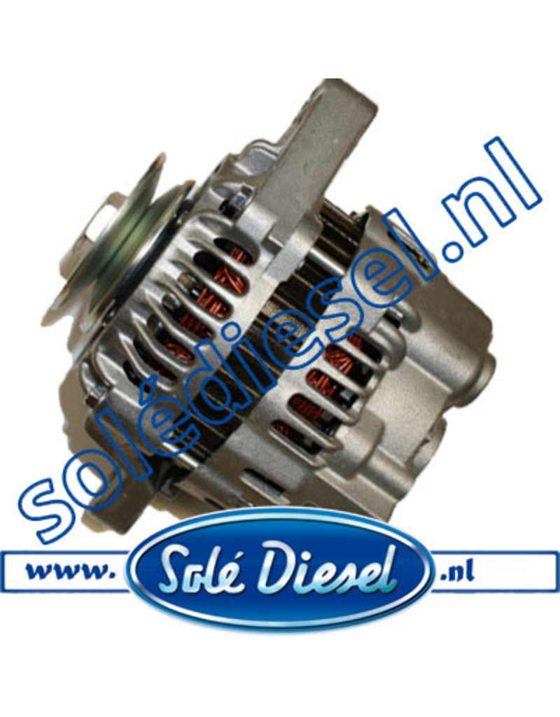 17227010  | Solédiesel onderdeel | Dynamo 12V-50A