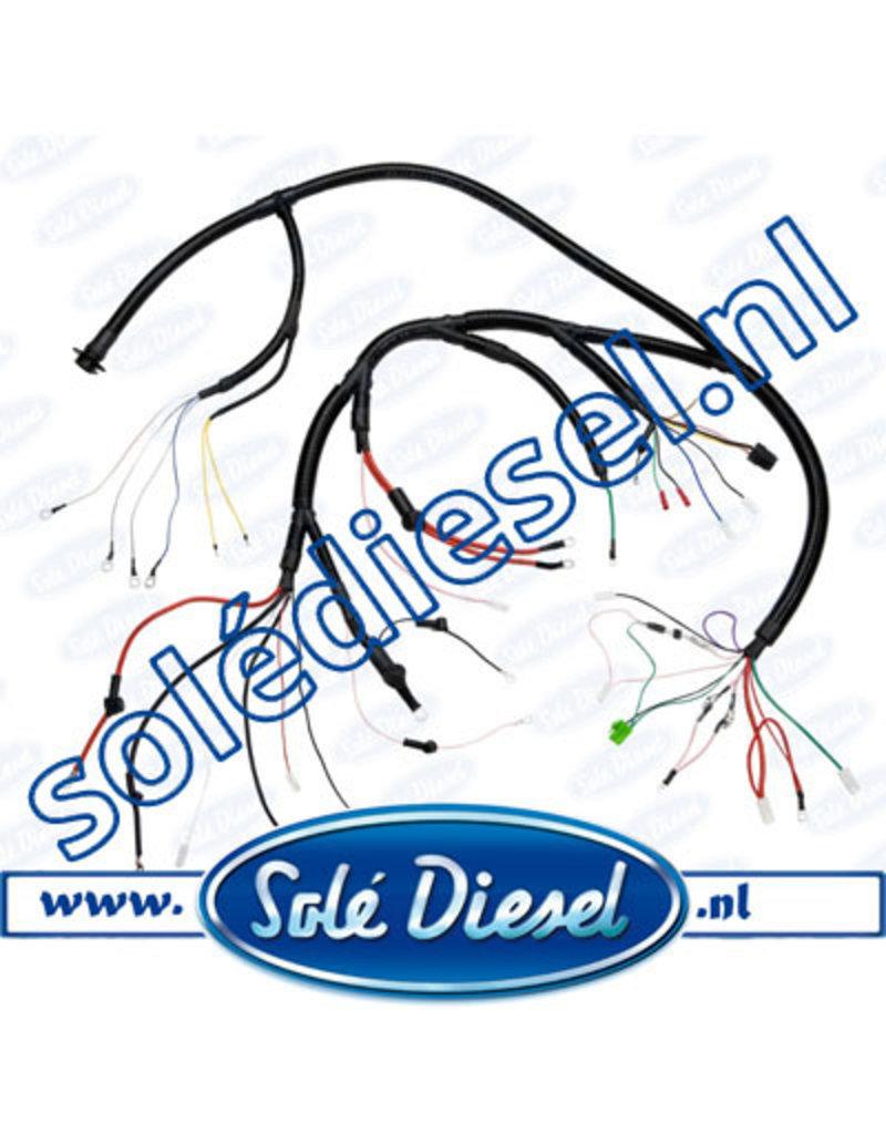 60938200R.3 | Solédiesel onderdeel | Kabelboom  - Mini 17/26/29