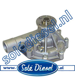 17421020G.1 | Solédiesel | parts number | Water pump