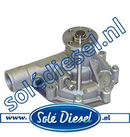17421020G.1   Solédiesel  Teilenummer   Wasserpumpe