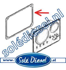 60938006   Solédiesel onderdeel   Pakking  paneel