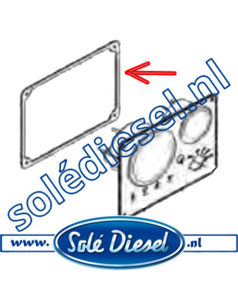 60938006 | Solédiesel onderdeel | Pakking  paneel