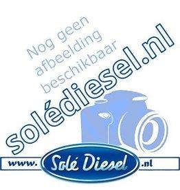 13827052 | Solédiesel onderdeel | Pulley  Dynamo