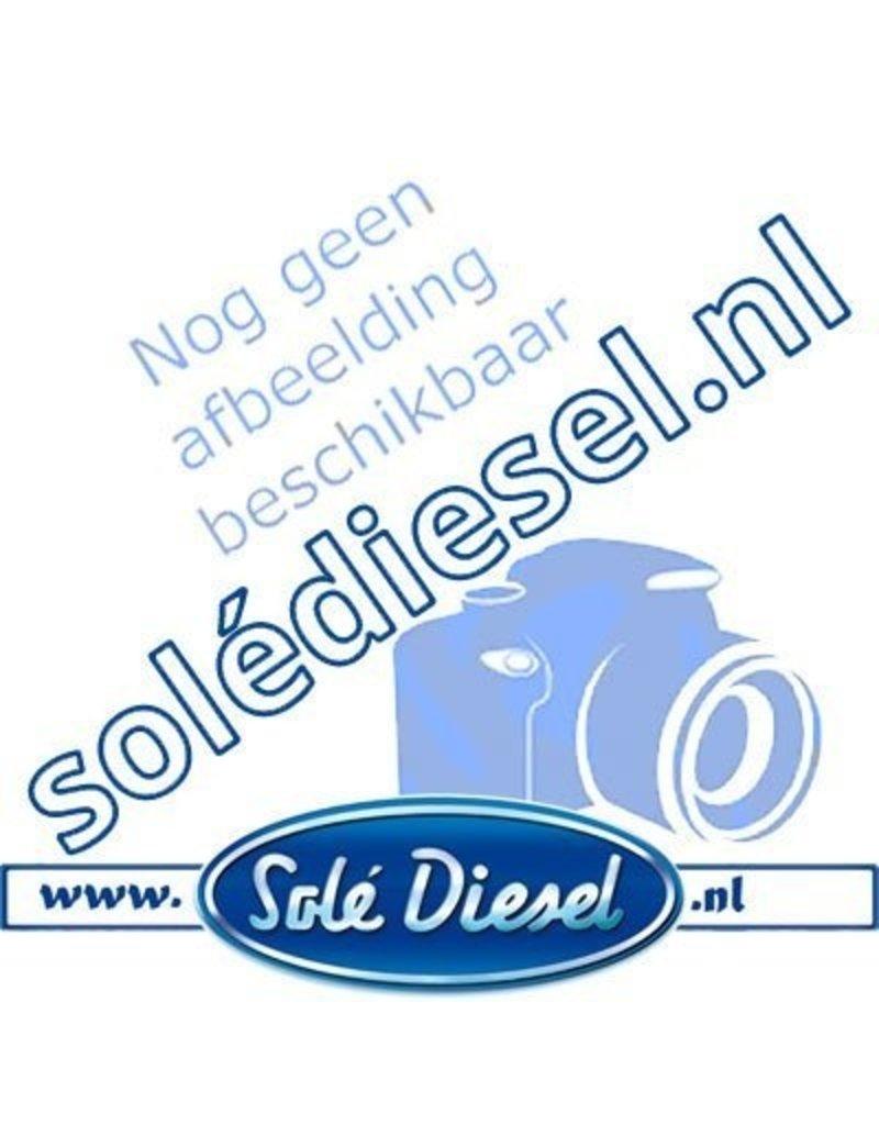 13827052    Solédiesel   parts number   Pulley  Alternator