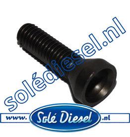13822044   Solédiesel onderdeel   Screw Adjusting