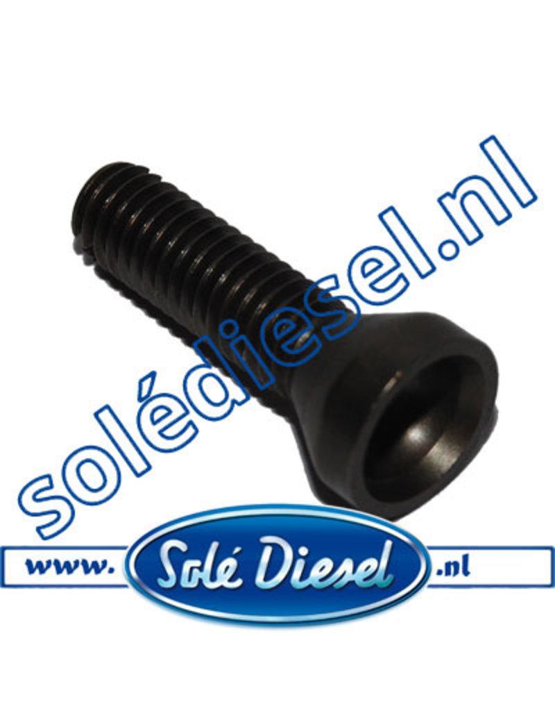 13822044 | Solédiesel onderdeel | Screw Adjusting