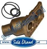 13811008 + 13811009 | Solédiesel onderdeel |  Solé  Exhaust Elbow gasket